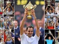 Roger Federer - Compilado Wimbledon