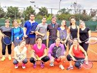 Academia Parque Tenis - Clase Damas